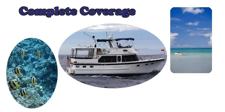 Trawler Insurance  Coverage