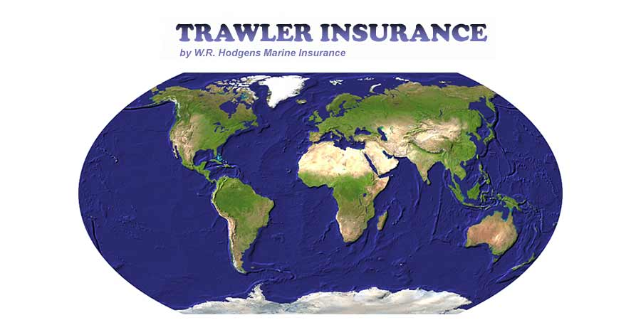 Trawler Yachts Insurance Quote