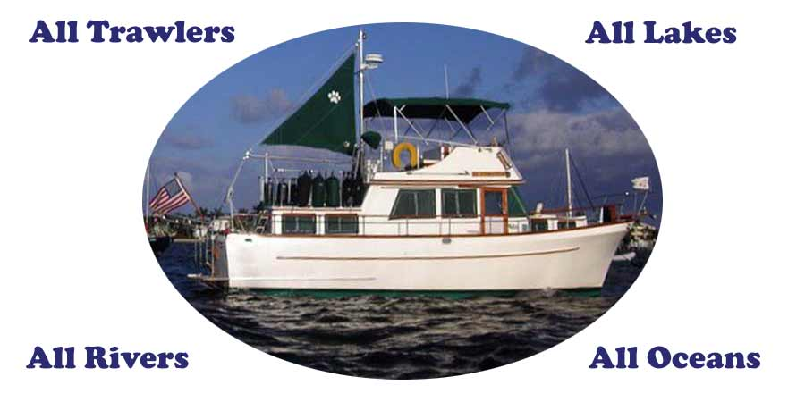 Trawler Insurance Coverage- Oceans Lakes Rivers